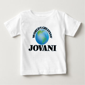 World's Greatest Jovani T-shirt