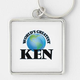 World's Greatest Ken Keychain