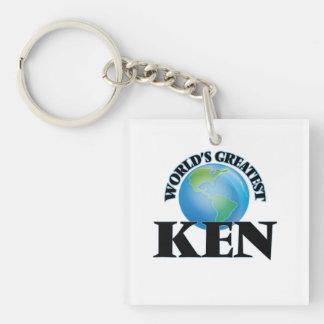 World's Greatest Ken Keychains