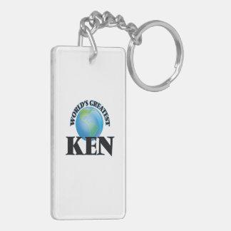 World's Greatest Ken Acrylic Key Chains