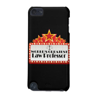 World's Greatest Law Professor iPod Touch (5th Generation) Cases