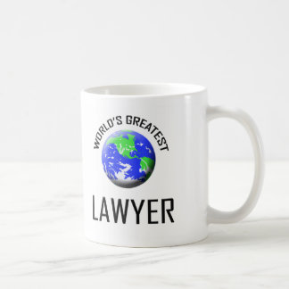 World's Greatest Lawyer Coffee Mug