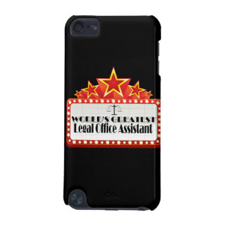 World's Greatest Legal Office Assistant iPod Touch (5th Generation) Cases