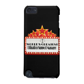 World's Greatest Litigation Support Manager iPod Touch 5G Case