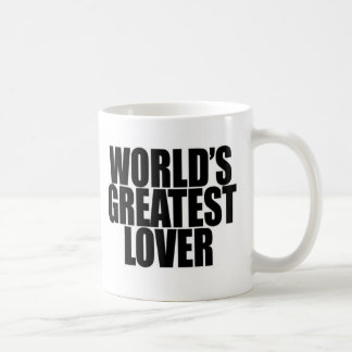 World's Greatest Lover Coffee Mug