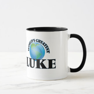 World's Greatest Luke Mug