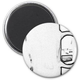 World's Greatest ... ! 6 Cm Round Magnet