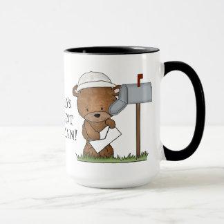 World's Greatest Mailman coffee mug