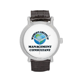 World's Greatest Management Consultant Watches