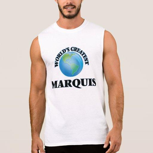 World's Greatest Marquis Sleeveless Tee