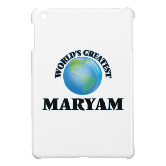 World's Greatest Maryam Case For The iPad Mini