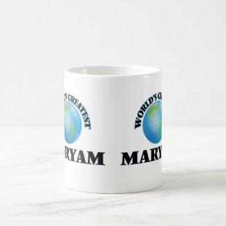 World's Greatest Maryam Coffee Mugs