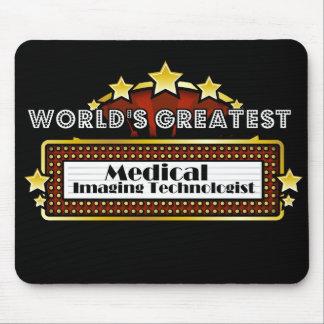 World's Greatest Medical Imaging Technologist Mousepads