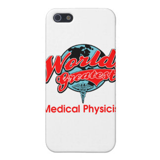 World's Greatest Medical Physicist Case For iPhone 5/5S