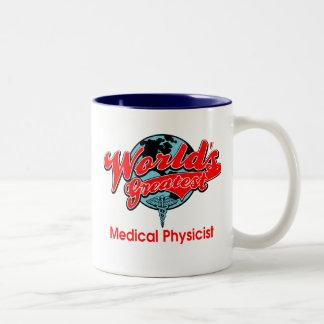 World's Greatest Medical Physicist Mug