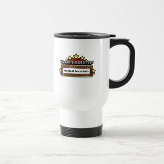 World's Greatest Medical Secretary Coffee Mug