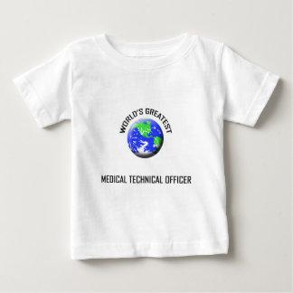World's Greatest Medical Technical Officer Tshirt