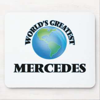 World's Greatest Mercedes Mouse Pads
