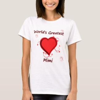 World's Greatest mimi T-Shirt