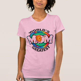 World's Greatest Mom; Archery T-Shirt