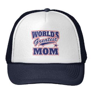 World's Greatest Mom Cap