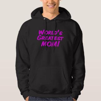 World's Greatest Mom Hoodie