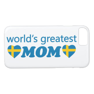 WORLDS GREATEST MOM iPhone 8/7 CASE