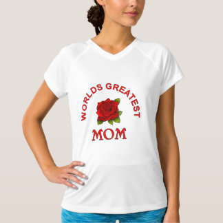 World's Greatest Mom T Shirt