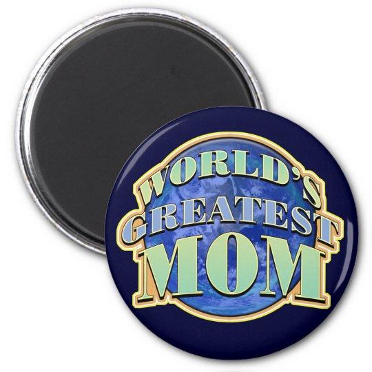 World's Greatest Mum Magnet