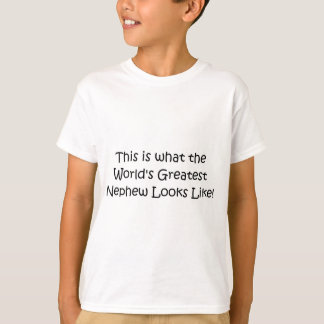 World's Greatest Nephew T-Shirt