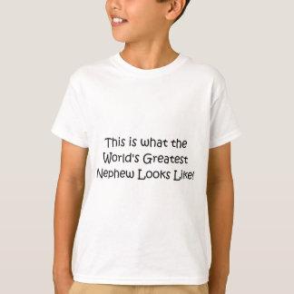 World's Greatest Nephew Tshirt