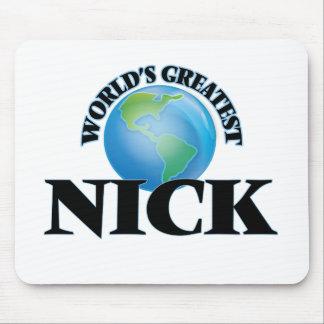 World's Greatest Nick Mousepads