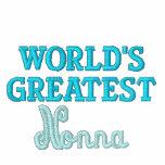 World's Greatest Nonna Jacket