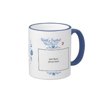 Worlds Greatest Nova Scotia Duck Tolling Retriever Ringer Coffee Mug
