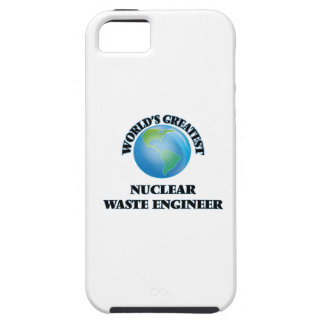 World's Greatest Nuclear Waste Engineer iPhone 5 Covers