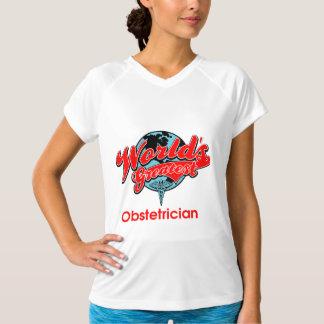 World's Greatest Obstetrician T Shirt