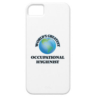 World's Greatest Occupational Hygienist iPhone 5 Covers