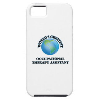World's Greatest Occupational Therapy Assistant iPhone 5 Cover