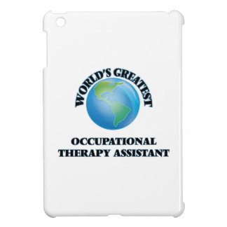 World's Greatest Occupational Therapy Assistant iPad Mini Covers