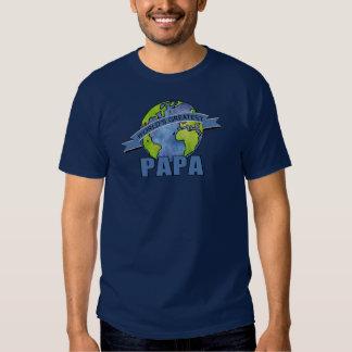World's Greatest Papa T Shirt