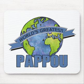 World's Greatest Pappou Mouse Mats
