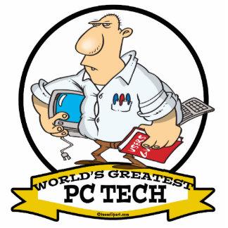 WORLDS GREATEST PC TECH MEN CARTOON CUT OUT