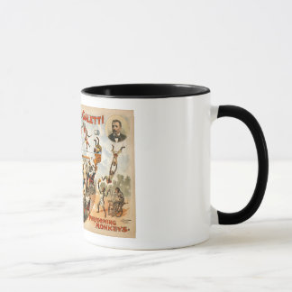 World's Greatest Performing Monkeys 1892 Mug