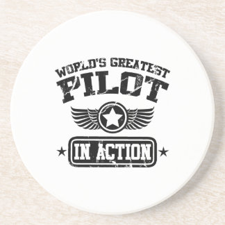 World's Greatest Pilot In Action Coaster