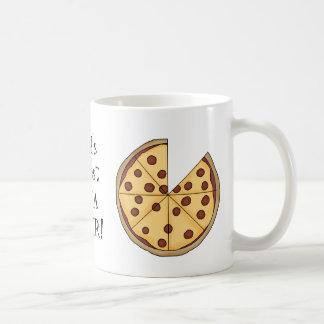 World's Greatest Pizza maker coffee mug