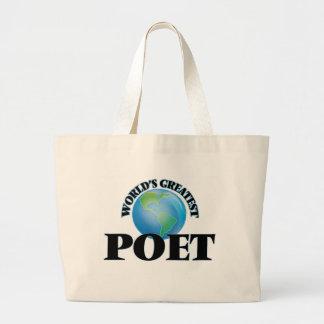 World's Greatest Poet Bag