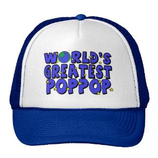 World's Greatest PopPop Cap