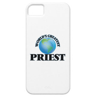 World's Greatest Priest iPhone 5 Covers