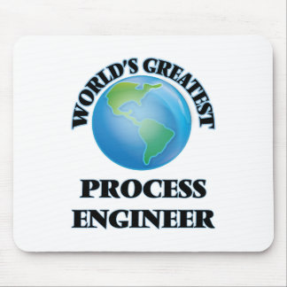 World's Greatest Process Engineer Mouse Pad
