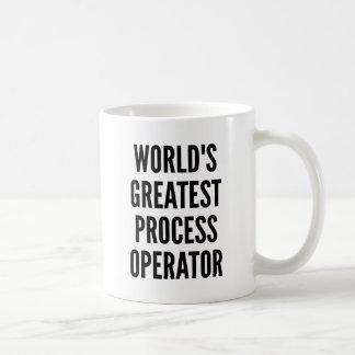 Worlds Greatest Process Operator Coffee Mug